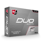 package of duo soft golf balls