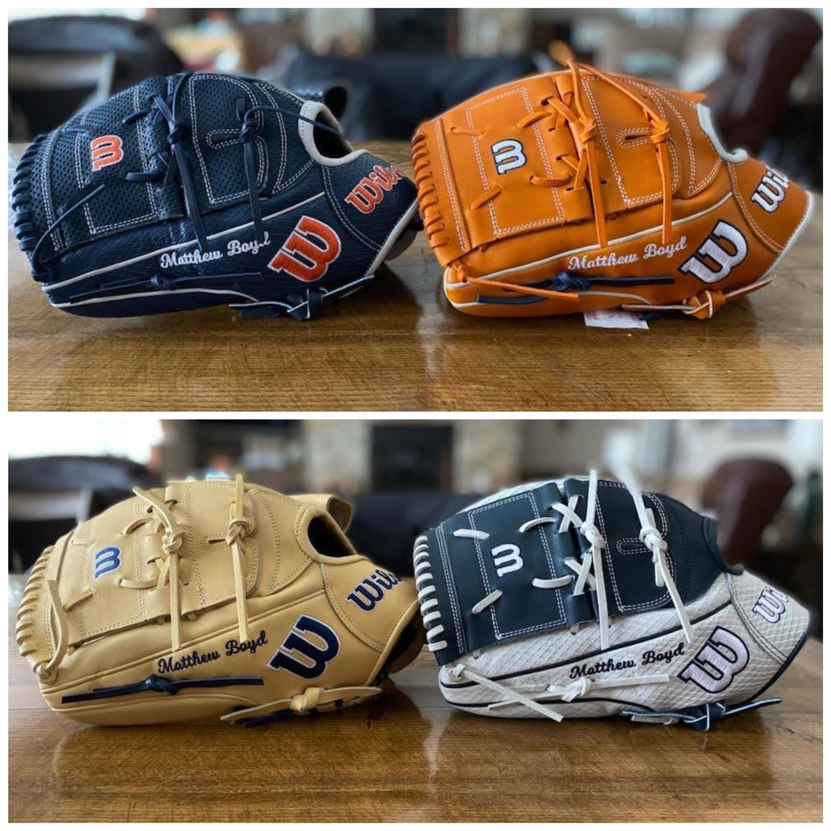 matt boyd's gloves